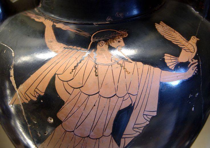 Epingle Par Gael Chapo Sur Zeus Jupiter Zeus Poterie Grecque Thor