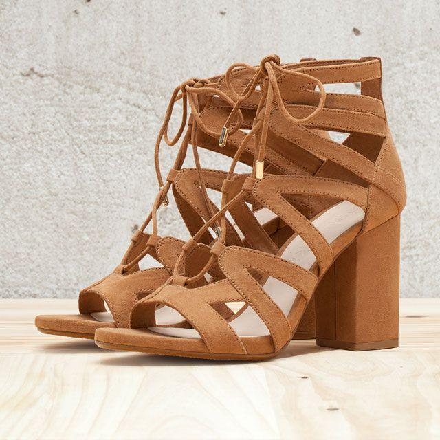Zapatos - Mujer - Novedades - Bershka España