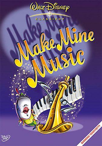 Disney Klassikko 08: Make Mine Music