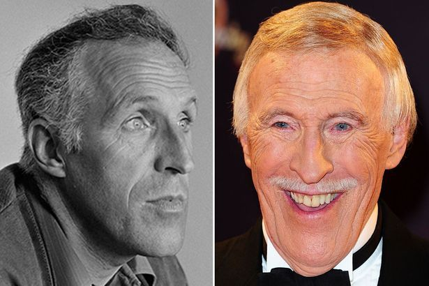 Bruce Forsyth (1967) and in later life as host of Strictly dancing...