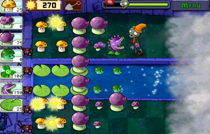 Download Game Gratis Plant vs Zombies