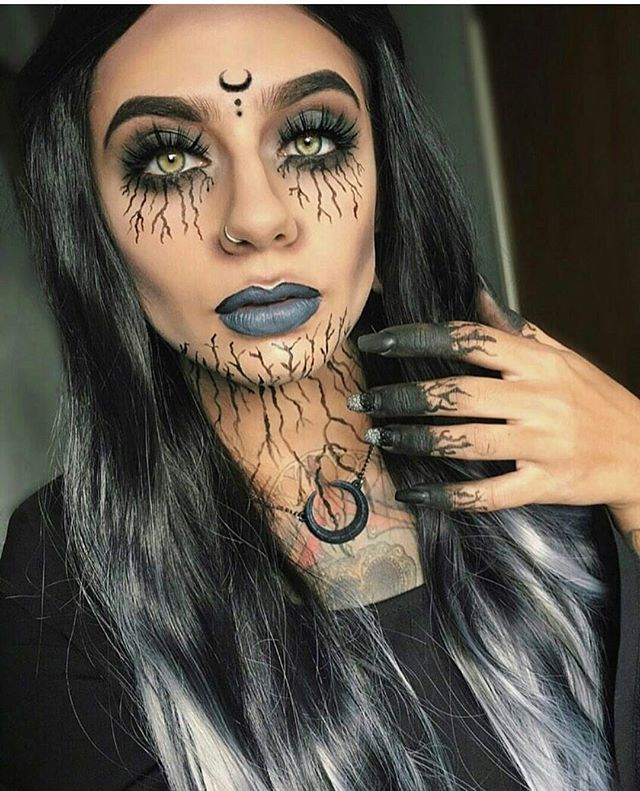 Best 25+ Halloween makeup witch ideas on Pinterest   Pretty witch ...