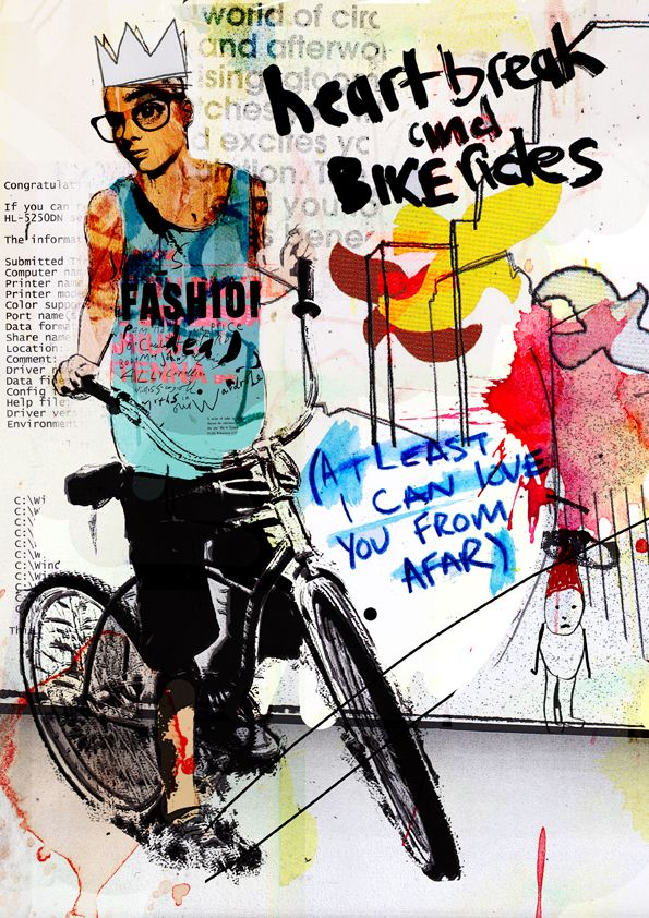 'Heartbreak and Bike Rides.' 2013