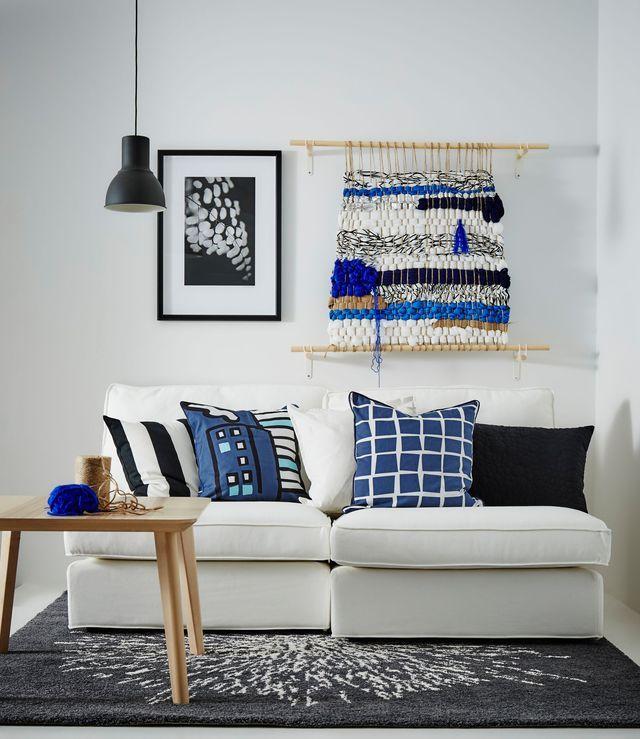 78 best id es propos de meubles bleu marin sur pinterest for Meuble gain de place pour studio
