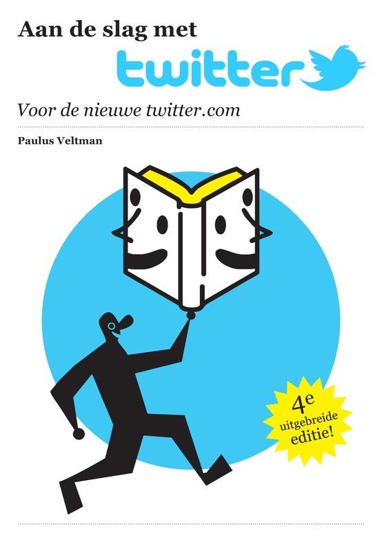 """Download de vernieuwde, vierde editie van mijn gratis Twitterhandleiding """"Aan de slag met Twitter""""."""