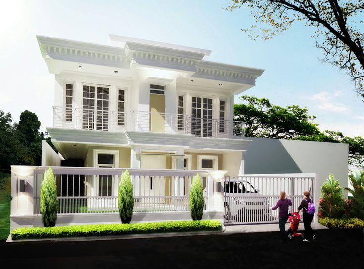 arsitek batam classic facade