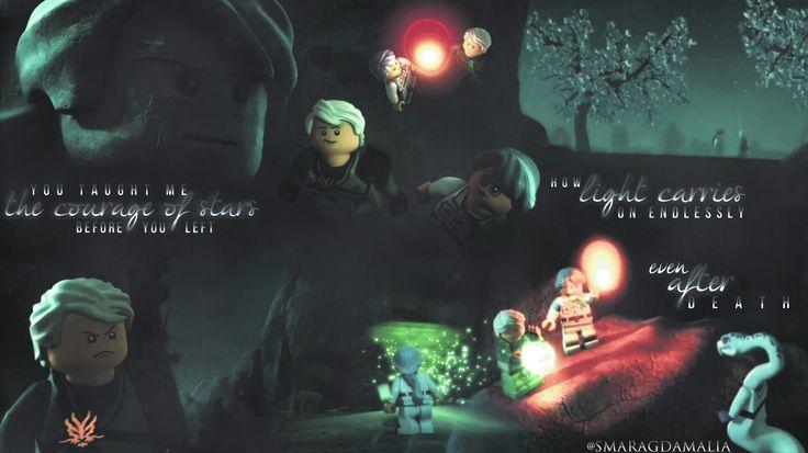 ◆ #LEGO #NINJAGO #DOTD ◆ #Lloyd ( #Garmadon )  ◆ [ Saturn by Sleeping At Last ] ◆ #SleepingAtLast ◆ #lyrics  ◇ My Edit. Hope you'll like it.