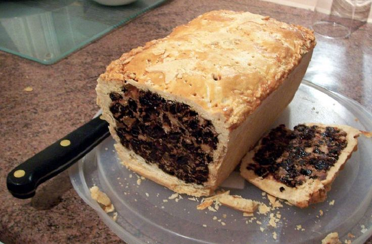 Scottish Recipes - look inside - it includes how to make Black Bun | eHow UK