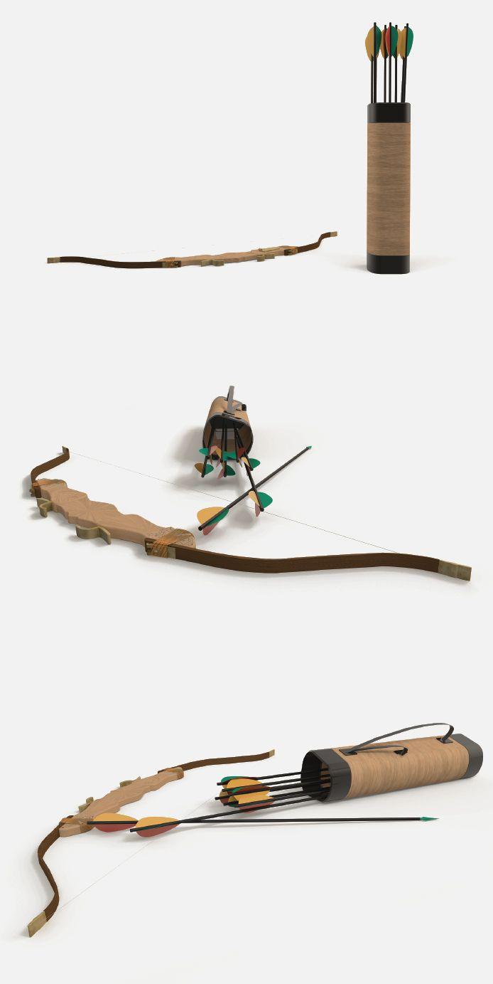 arrow arco. tratto dal fim arrow