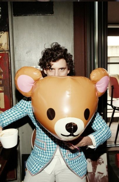 Mika - The Boy Who Knew Too Much magazine edition from Korea 2010