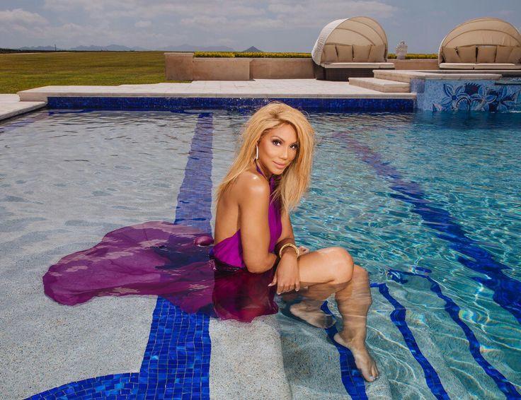 Tamar Braxton Home Tour -People Magazine