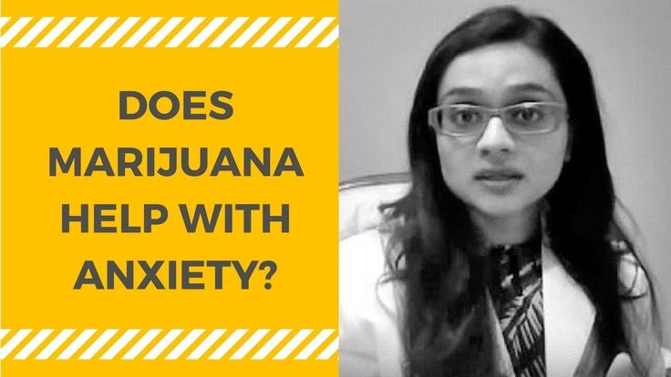 Joe of Danville, CA is struggling with anxiety and wants to know if medical marijuana (cannabis) could provide relief that he's desperate for. Watch to find out about current research on...