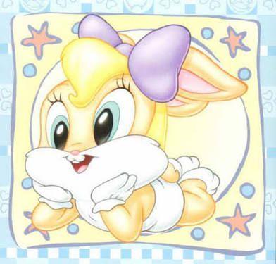 Resultado de imagen para bugs bunny enamorado bebe