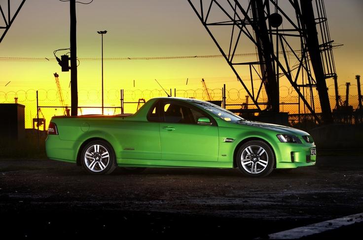 Chevrolet Lumina SSV Ute (A/T)