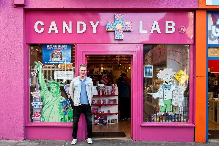 Paídí Murphy Candy Lab Upper Fownes St, Dublin 2