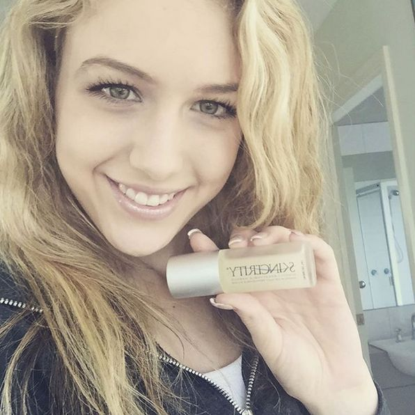 """Word is spreading FAST!  Even the gorgeous Jessica Peart, Miss Australia Global 2015 loves using Skinceirty! """"People are always asking me what I use on my skin, just recently I have started using Skincerity by Nucerity! Not only is this simple 5 ingredient product great for overall skin hydration, it also helps reduce acne, scarring, ageing, nappy rash, eczema and many more skin conditions!"""" For more info go to:https://au.buynucerity.com/marysumiga"""