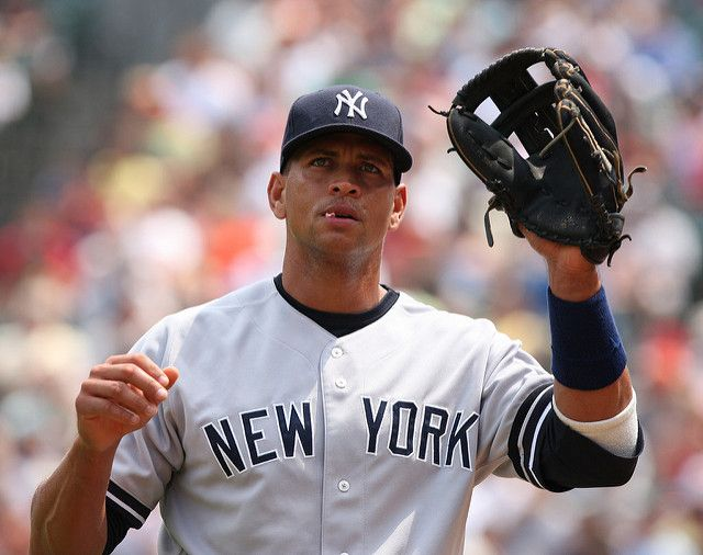 Alex Rodriguez spotted with new girl, turns out to be Google co-founder's ex-wife - http://www.sportsrageous.com/mlb/alex-rodriguez-spotted-new-girl-turns-google-co-founders-ex-wife/13913/