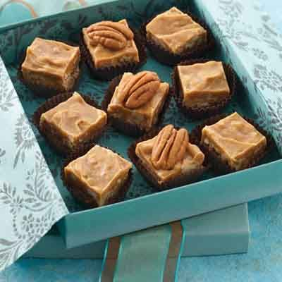 Praline Pecan Fudge. This fudge is reminiscent of the praline candies of the south.