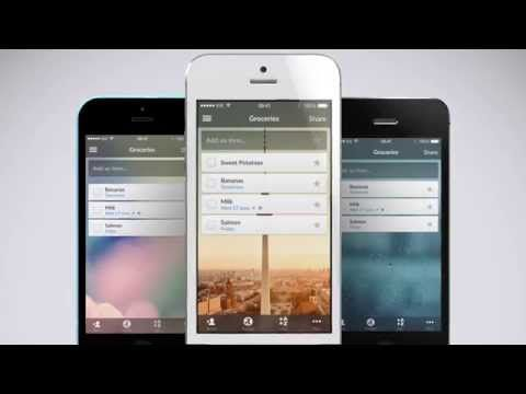 Wunderlist 3 is Coming Soon - Syncphony - YouTube