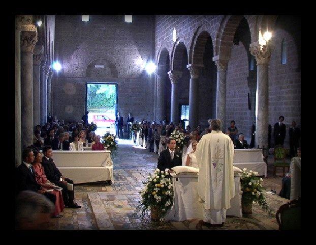 Chiesa - matrimonio