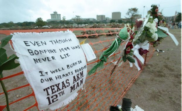 Monday ,11/18  marks 14 years since the tragic collapse of the Aggie Bonfire that claimed 12 lives and injured 27 others on the Texas A&M University campus.