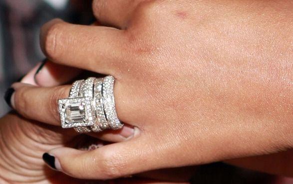 Wedding Ring Finger Woman