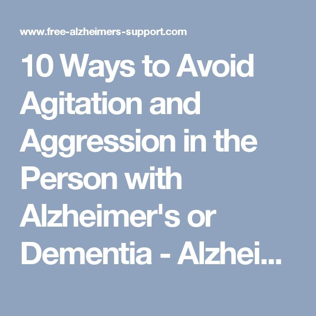 aggression in dementia What are aggressive behaviours changes in the behaviour of people with dementia are very common sometimes this can include aggressive behaviours such as verbal abuse, verbal threats, hitting out, damaging property or physical violence towards another person.