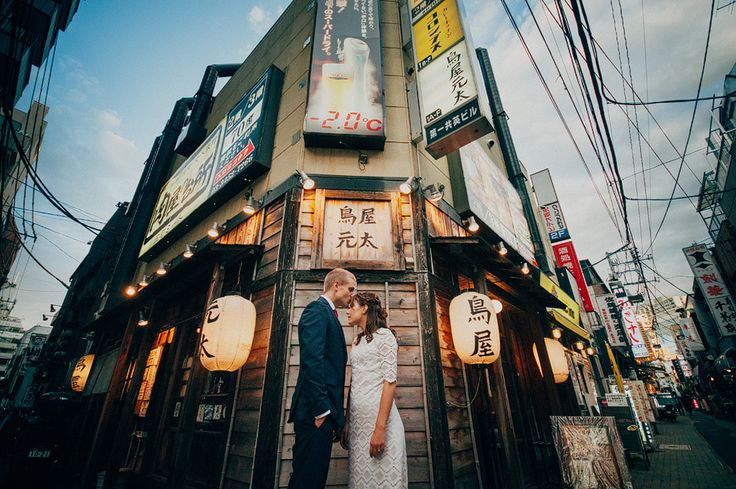 """Sposi a Tokyo. Da più di 30 anni siamo leader nel settore dei Viaggi di Nozze che per la nostra filosofia di lavoro non è mai """"un"""" viaggio, ma """"il"""" Viaggio, sempre il più importante, talvolta addirittura l'unico viaggio importante della vita, per il quale non ci si può affidare a degli improvvisatori, e neppure alla propria abilità di internauti."""
