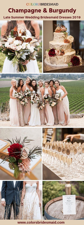 Bruidsmeisjesjurken 2019