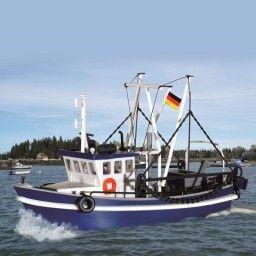 #bateau de pêche #HO #KIBRI A retrouver ici : http://www.latelierdutrain.com/l-univers-maritime/100107-bateau-de-peche-ho-1-87-kibri.html