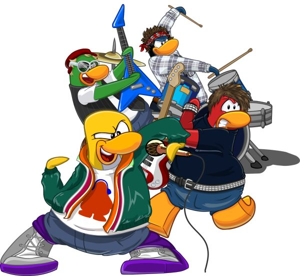 penguin band - Google Search