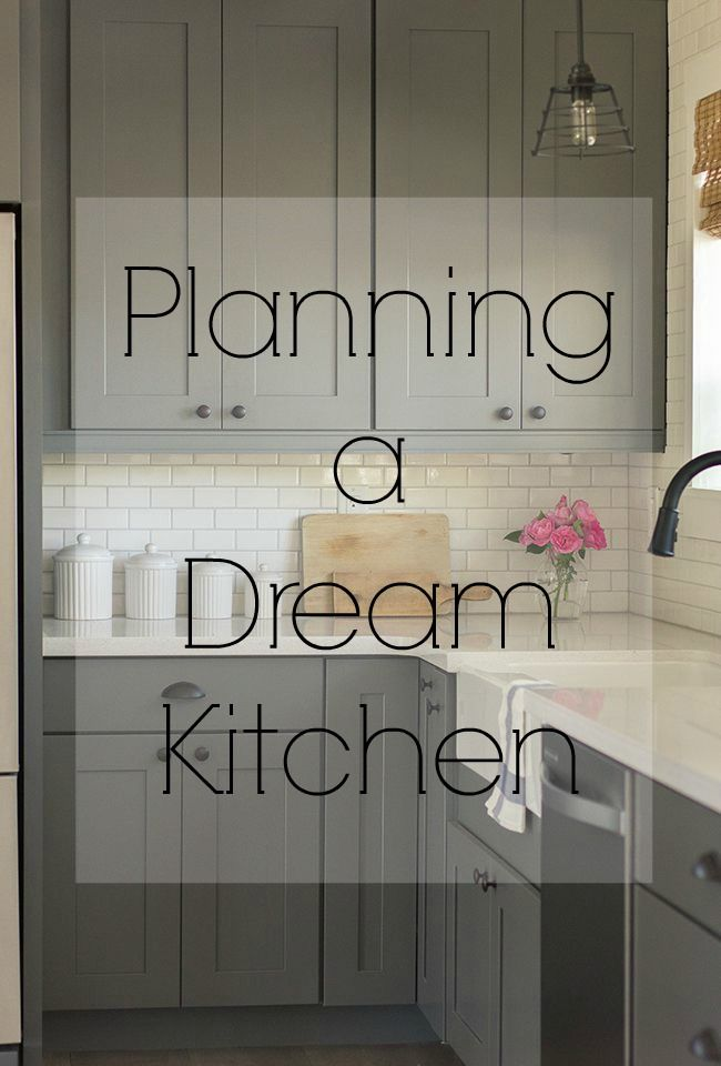 Planning a dream kitchen dream kitchens appliances and for Dream kitchen appliances