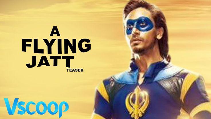 A Flying Jatt | Official Teaser | Tiger Shroff, Jacqueline Fernandez, Nathan Jones #VSCOOP