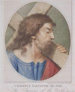 Christus Salvator Mundi. The Saviour of the World. | Sanders of Oxford
