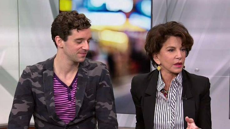 "We sit down with Mercedes Ruehl and Michael Urie about their off-Broadway revival of ""Torch Song"""