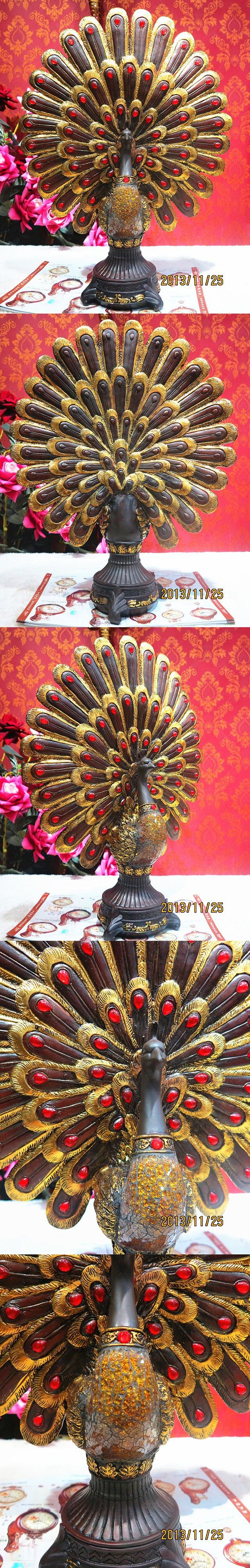 best 25 peacock ornaments ideas only on pinterest clay christmas trees home decorations wedding decorations