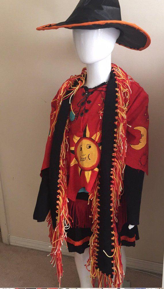 Dani Dennison Hocus Pocus Costume Etsy In 2020 Hocus Pocus Costume Halloween Costumes Pictures Hocus Pocus Costume Diy