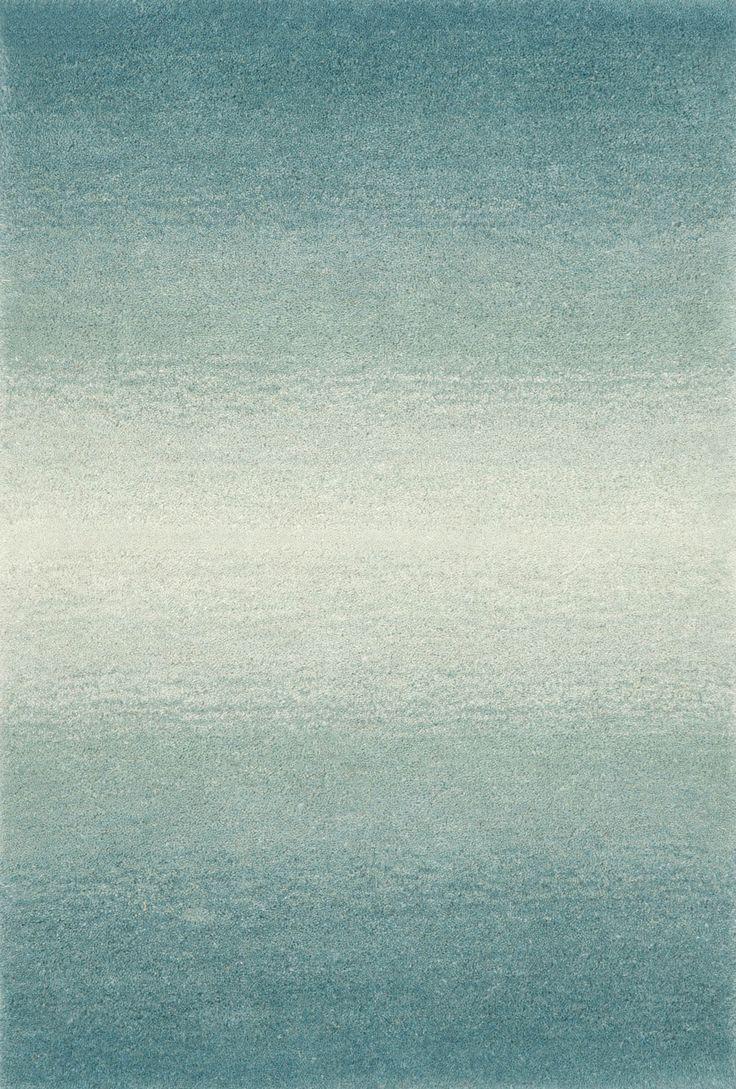 Ombre 9663/04 Horizon Aqua Rug | Rug & Home