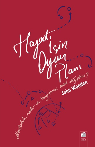 """""""Hayat İçin Oyun Planı"""" (John Wooden): İnsan, gündelik hayatta karşısına çıkan zorluklar karşısında tek başına mücadele etmek yerine; danışabileceği, fikrini alabileceği """"bir bilen"""", bir """"akıl hocası"""", bir """"aksakallı dede"""" arar her zaman. İşte bu kişi, bizim mentorumuzdur."""
