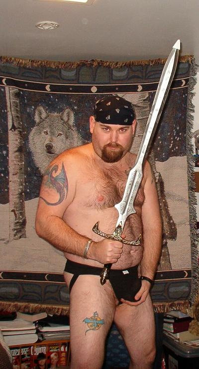 check out my sword
