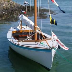 New Instructions – Heir Island Sloop For Sale