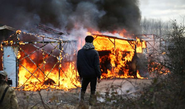French won't give us 'a big house in a big city' so we want UK, says Calais migrant MIGRANTS recently evicted from the Calais Jungle have branded France racist and says they will do anything to come to Britain. By PATRICK CHRISTYS AND SOFIA DELGADO PUBLISHED: 02:34, Sat, Oct 29, 2016
