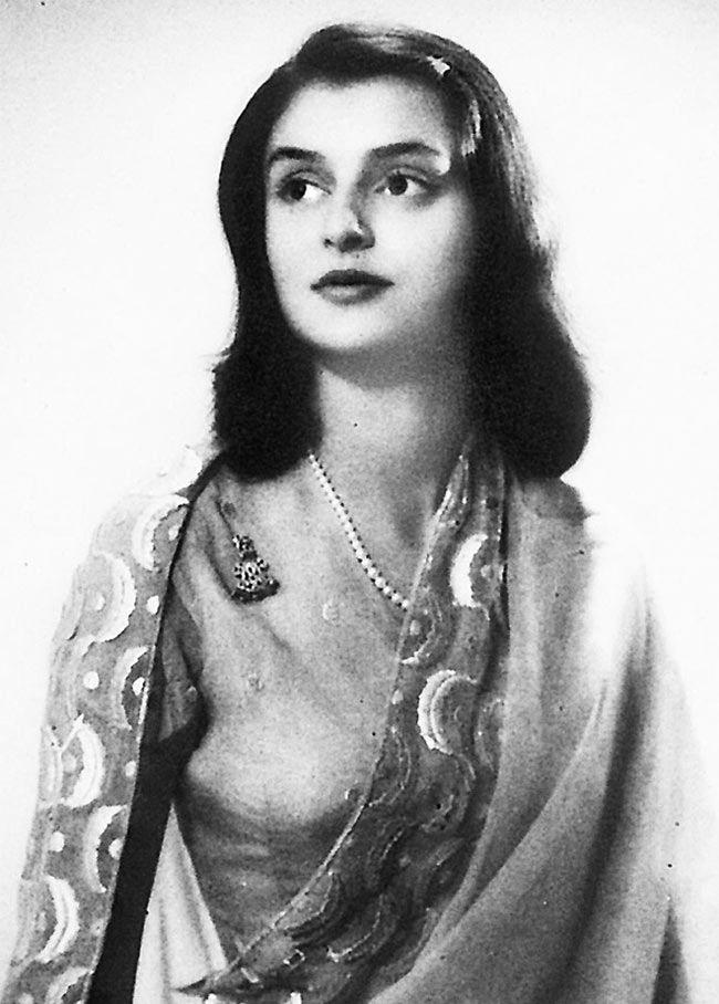 Maharani of Jaipur, Gayatri Devi.