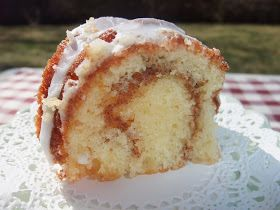 "I found this coffee cake recipe on the back of Duncan Hines Moist Deluxe Butter Recipe Golden Cake Mix box, they call it the ""Sock-it-T..."