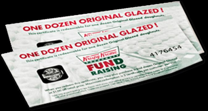Krispy Kreme Fundraising - How It Works