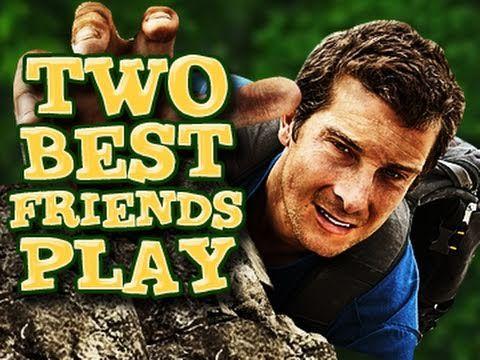 Two Best Friends Play - Man Vs. Wild (Season Finale)
