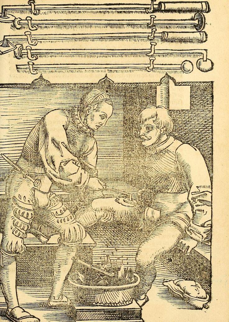 Artist: Hans Wechtlin, Title: Feldbuch der Wundartzney, Page: 89, Date: 1528