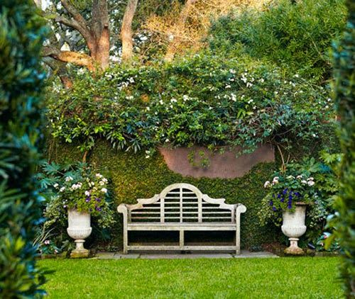 The Happy House Manifesto: The Lutyens Bench