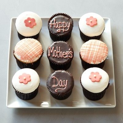 More® Happy Mother's Day Cupcake Sampler #WilliamsSonoma