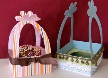 Melusita Packaging: Cajas para Cupcakes